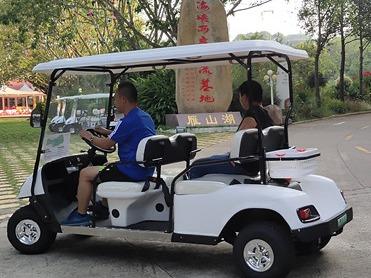 共享电动车首次现身梅州,快来体验游览新方式吧!
