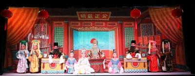 """""""南国牡丹""""绽放来 """"梅州百花""""次第开!梅州戏剧连登全国性舞台"""