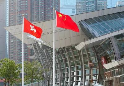 外交部驻港公署:止暴制乱、恢复秩序才是香港的自由和正义