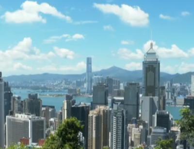"""林郑月娥:坚守""""一国两制""""原则 愿2020年香港能重新出发"""