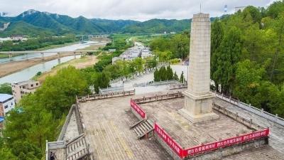 客都议事厅 三河坝战役纪念园建设有新机遇
