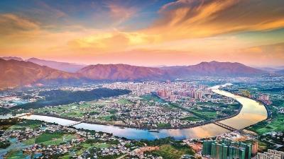 壮丽七十年丨蕉岭县:激活青山绿水 擦亮寿乡品牌