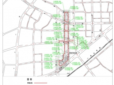 批前公示!江南新城棚改区这里将建设绿轴