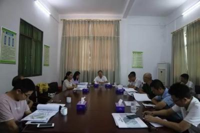 陈伟平到大埔茶阳镇调研椿森第及周边地区提升改造工作