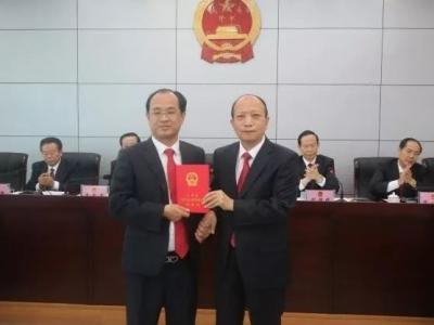 大埔县十五届人大常委会召开第27次会议