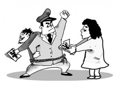 """抓的就是你!五华男子刚出狱就冒充警察,""""二进宫""""获刑10月"""