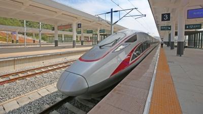 国家铁路集团检查组来梅检查梅汕高铁开通前准备工作
