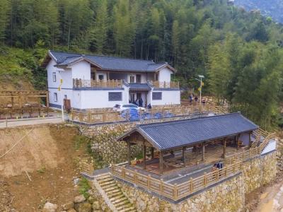 茶座丨以精品民宿助力乡村旅游提质升级