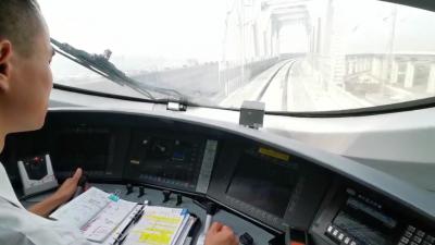 梅州V视丨我坐高铁回梅州!来自大湾区的首趟高铁抵达世界客都