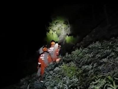 暖!民警、村干部、护林员等30多人齐上阵,深夜终于找到她