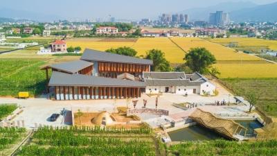 梅州V视丨养生乡村游 抢先打卡世界寿乡的乡建馆