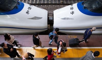 梅龙高铁先开段(兴宁)已在做动工准备!值得期待哦~