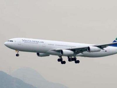 南非航空取消11月23日-12月14日前往香港航班