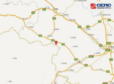 广西百色市靖西市发生5.2级地震,震源深度10千米