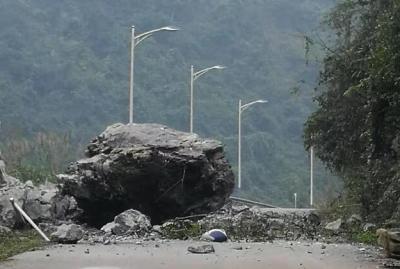 广西百色靖西市地震已致1人遇难