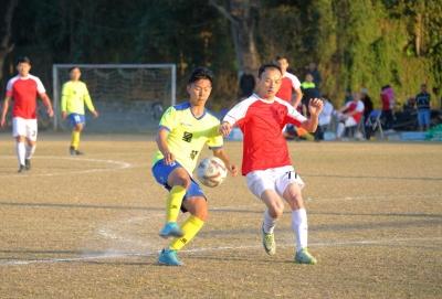梅州市足球联赛战罢第19轮 梅江西阳夺冠在望