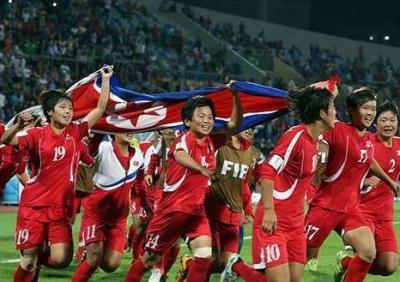朝鲜女足或将退出东京奥运会预选赛