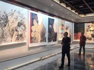 纪念林风眠先生诞辰120周年作品展28日开展!坐标:梅州市世界客商中心