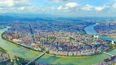 这个可以有!《中国城市综合发展指标2018》发行!梅州全国排名131