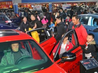 """梅州创文汽车文化节""""成绩单""""公布:意向成交额近6000万,超百万人次观看直播"""