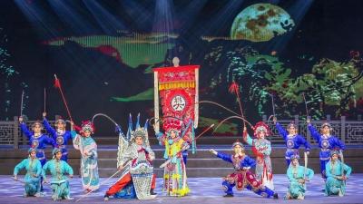 代代接力传薪火!来看广东汉剧院建院60年传承发展综述