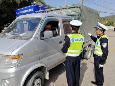 梅州组建19支巡回宣传队,进村入户开展交通安全大宣传