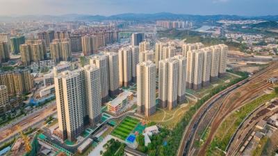 航空限高调整:梅州江南新城建筑最高可建30层!