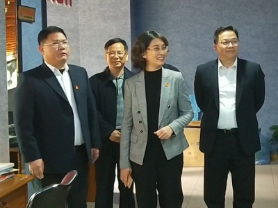 吴晓晖、陈晓建到梅州日报社督导检查岁末年初安全生产防范工作