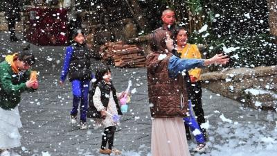 梅州花式迎新年,解锁过年新姿势!