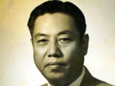 缅甸著名爱国侨领——萧维梅