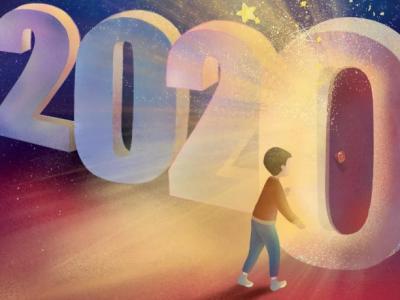 2020年成就你梦想的日历来了!值得收藏!