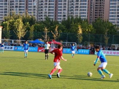 我市两百余项体育赛事齐闹新春 各级足球赛事唱主角