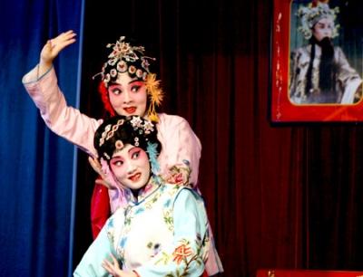 刘颖齐丨汉剧之缘 永久不衰