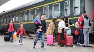春运结束,19日零时起,梅州火车站恢复实行基本列车运行图