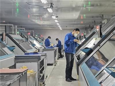 取消报备制,主动帮助解决问题...东升工业园94%企业复工