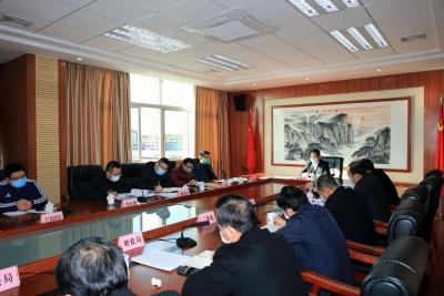 梅江区召开专题座谈会研究解决企业防疫和复工问题