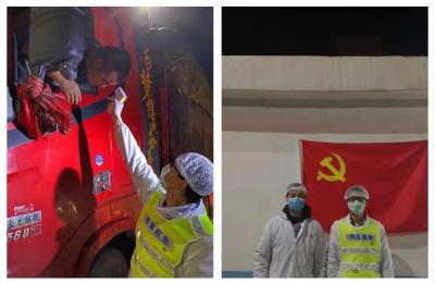 奋战在疫情防控最前沿!共产党员刘瑞洲用行动践行初心和使命
