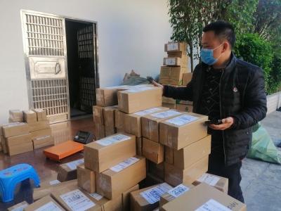 从收寄到投递,梅州邮政疫情防控期间做好服务保障工作!