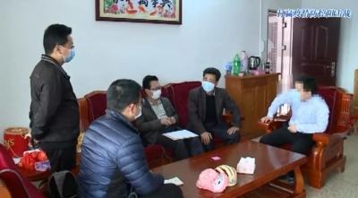 大埔县三河镇19名重点疫区返乡人员全部解除居家医学观察