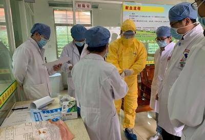"""战""""疫""""一线的中医人,梅州市中医医院这样织牢""""生命安全网"""" !"""