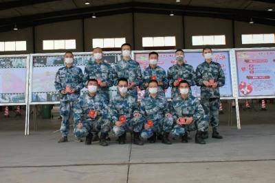 一腔热血为人民!驻兴部队官兵应急献血近40000毫升
