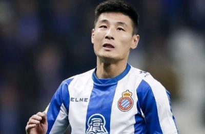 中国球员武磊确诊新冠肺炎 效力于西甲西班牙人