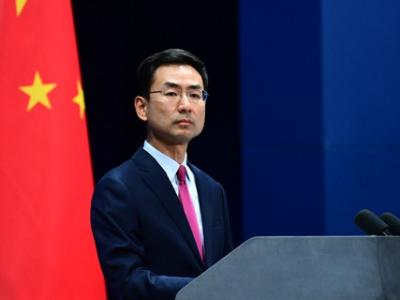 外交部:中国没有针对出口口罩和原材料设置贸易管控措施