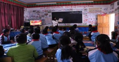 """嘉应学院作品《西藏支教100天》上榜""""广东教育好新闻""""!"""