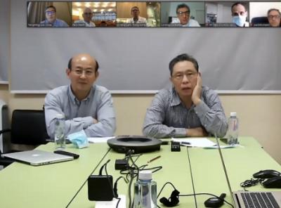 钟南山院士出席中欧抗疫视频会:发病早期病人具有更高的传染性