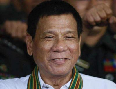 菲律宾总统杜特尔特将进行自我隔离