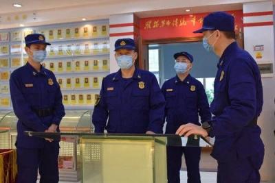 梅州消防:下沉基层一线蹲点,开展火灾防控、队伍管理等帮扶督导!
