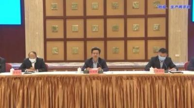大埔召开企业座谈会:毫不动摇抓防控  坚定信心谋发展