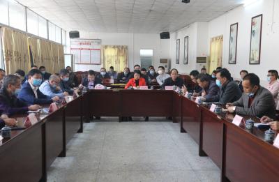 五华召开协调会推进教育项目建设