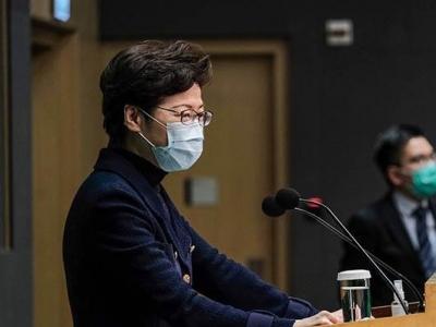 """林郑月娥:香港""""高考""""4月份如期开考机会高"""